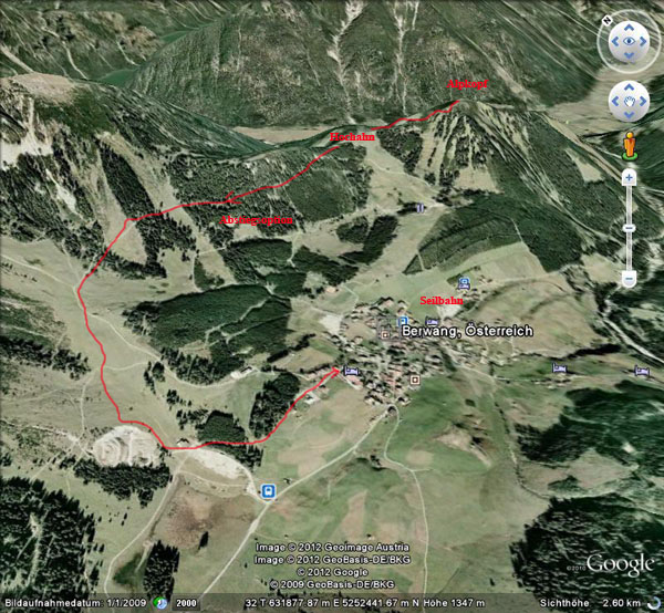 Google Earth: Alpkopf