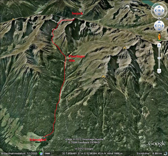 Google Earth: Seejoch